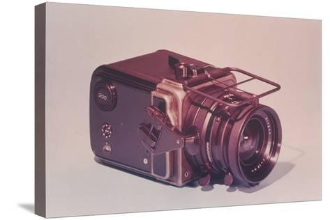 Hasselblad Lunar Surface Camera, 1969-Viktor Hasselblad-Stretched Canvas Print