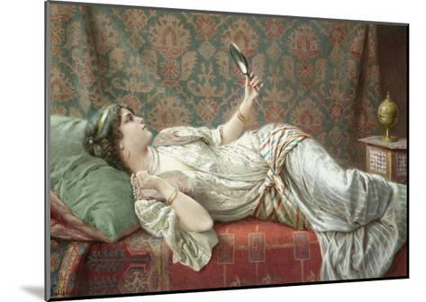 Odalisque-Francesco Ballesio-Mounted Giclee Print
