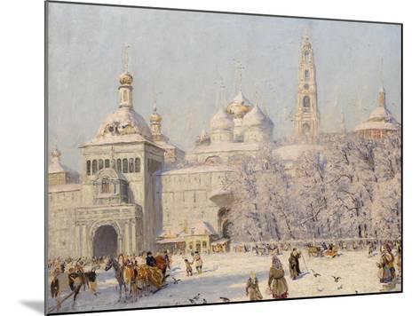 Blagovest-Nikolai Nikanorovich Dubovskoy-Mounted Giclee Print