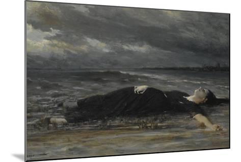 Ophelia-Constantin Emile Meunier-Mounted Giclee Print