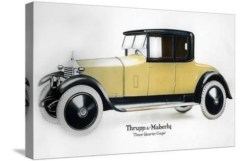 Rolls-Royce Three Quarter Coupe, 1910-1929--Stretched Canvas Print