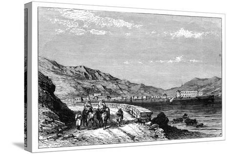 Aden, Yemen, C1890--Stretched Canvas Print