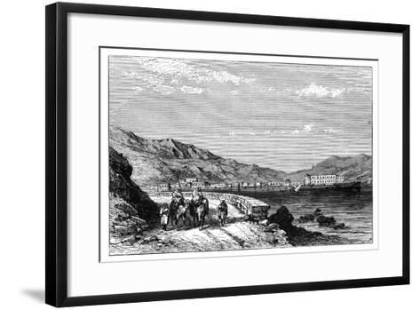 Aden, Yemen, C1890--Framed Art Print