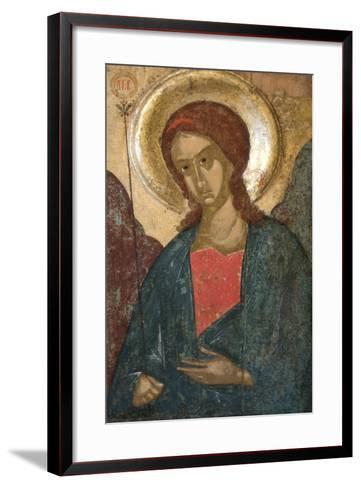 The Archangel Gabriel, Early 15th Century--Framed Art Print