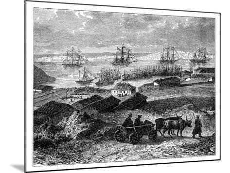 Sebastopol, Crimea, Ukraine, C1888--Mounted Giclee Print