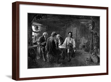 Prince Charlie's Parliament, 1882-William Brassey Hole-Framed Art Print