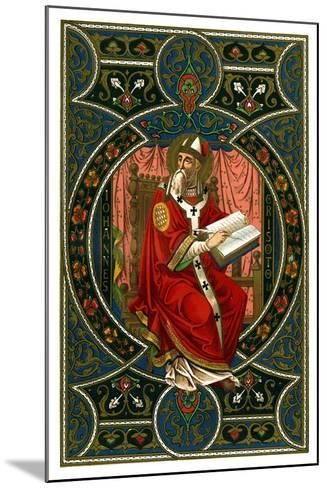 St John the Evangelist, 1886--Mounted Giclee Print