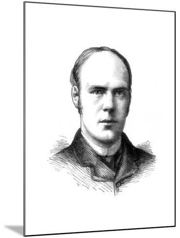 Frederick John Fargus, (Nom-De-Plume Hugh Conwa), English Novelist, 1885--Mounted Giclee Print