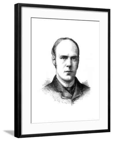 Frederick John Fargus, (Nom-De-Plume Hugh Conwa), English Novelist, 1885--Framed Art Print