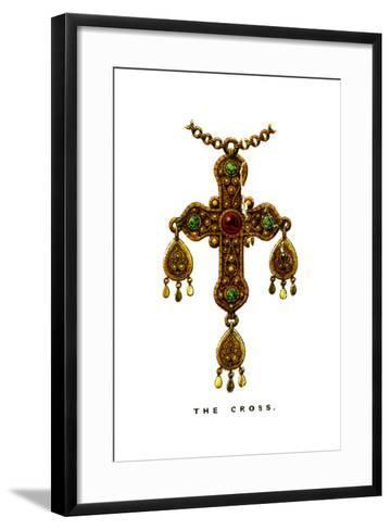 The Cross, 1923--Framed Art Print