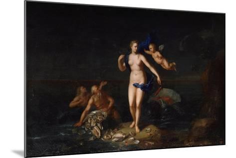 The Birth of Venus, 1729--Mounted Giclee Print