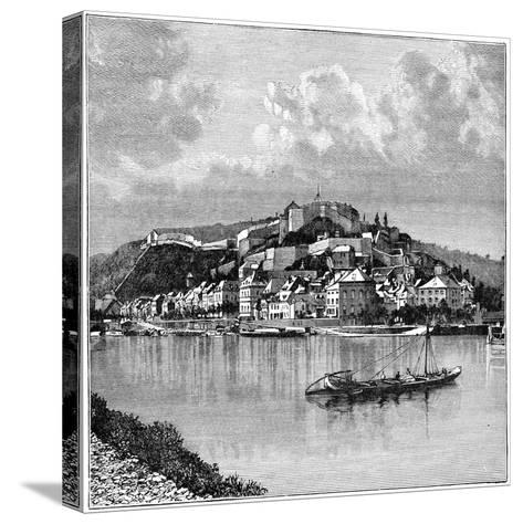 The Citadel of Namur, 1898--Stretched Canvas Print