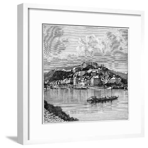 The Citadel of Namur, 1898--Framed Art Print