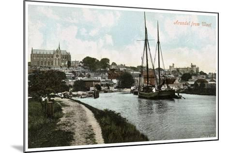 Arundel, Sussex, Early 20th Century--Mounted Giclee Print