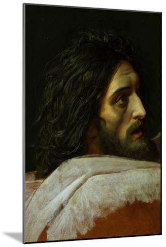 The Head of Saint John the Baptist, End 1830S-Alexander Andreyevich Ivanov-Mounted Giclee Print