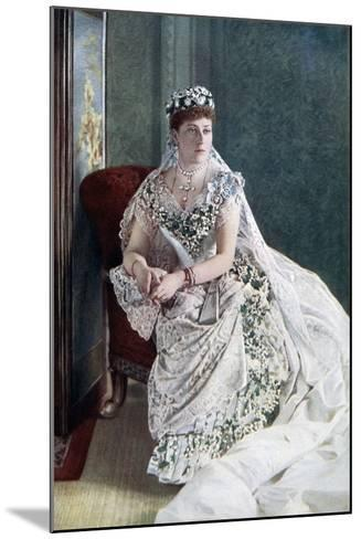 Princess Beatrice, Late 19th-Early 20th Century-W&d Downey-Mounted Giclee Print