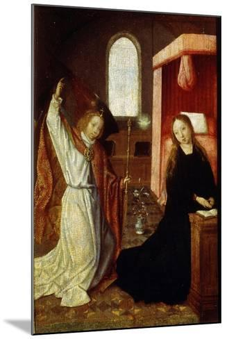 The Annunciation, Early 16th Century--Mounted Giclee Print