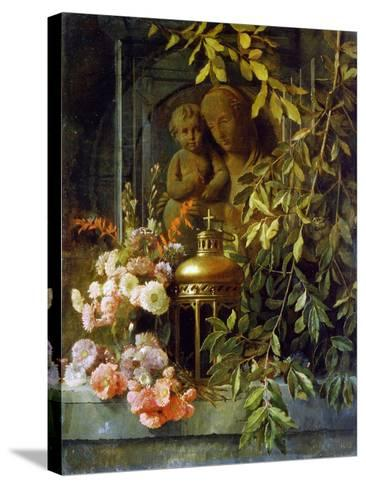 Still Life, Early 19th Century--Stretched Canvas Print