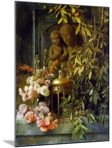 Still Life, Early 19th Century--Mounted Giclee Print