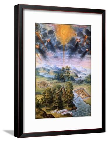 Voyage Dans Les Pouilles, 16th Century--Framed Art Print