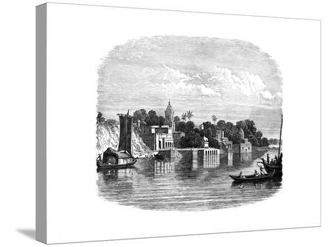 Cawnpore, India, C1888--Stretched Canvas Print