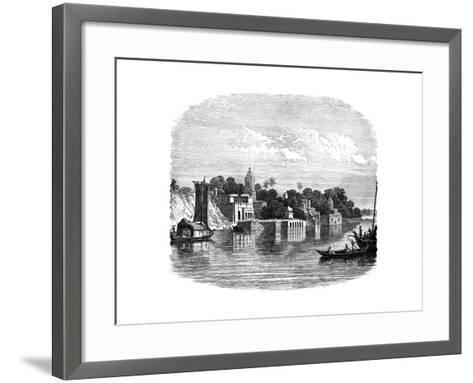 Cawnpore, India, C1888--Framed Art Print
