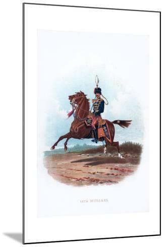 11th Hussars, 1889--Mounted Giclee Print