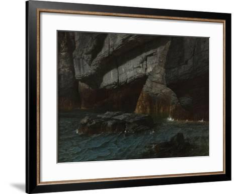 Côtes De Belleville-Octave Penguilly l'Haridon-Framed Art Print