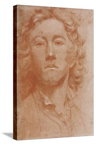 Sir Joshua Reynolds, 1750-John Astley-Stretched Canvas Print