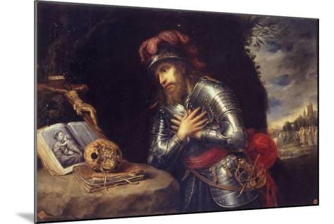 Saint William of Gellone-Antonio De Pereda Y Salgado-Mounted Giclee Print
