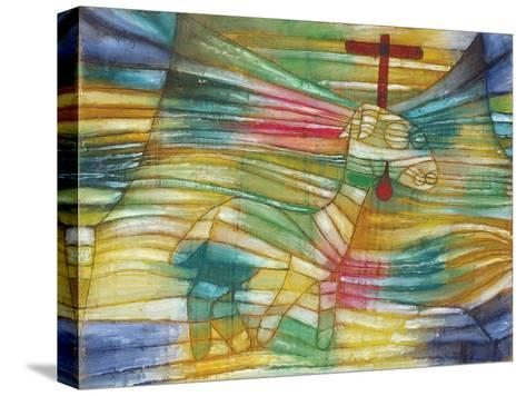 The Lamb-Paul Klee-Stretched Canvas Print