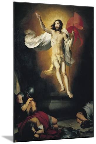 The Resurrection-Bartolom? Esteb?n Murillo-Mounted Giclee Print