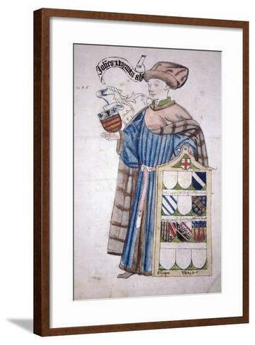 John Norman, Lord Mayor--Framed Art Print