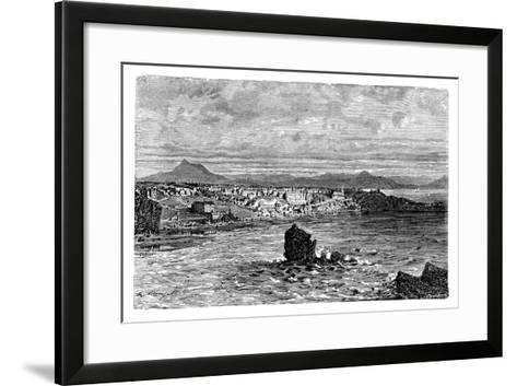 Biarritz, France--Framed Art Print