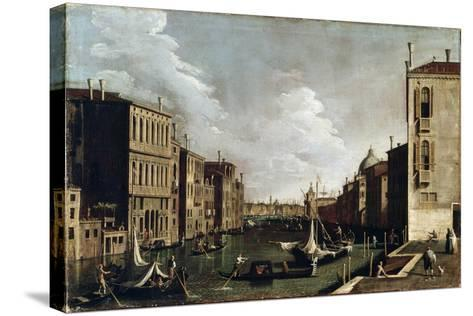 Venice, 18th Century-Canaletto-Stretched Canvas Print