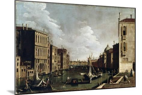 Venice, 18th Century-Canaletto-Mounted Giclee Print