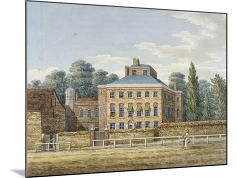 Cowley Grove, Hillingdon, Middlesex, C1820--Mounted Giclee Print