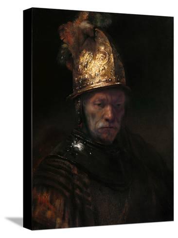 The Man with the Golden Helmet, C. 1650-Rembrandt van Rijn-Stretched Canvas Print