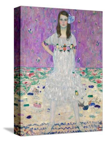 Portrait of M?da Primavesi, 1912-Gustav Klimt-Stretched Canvas Print