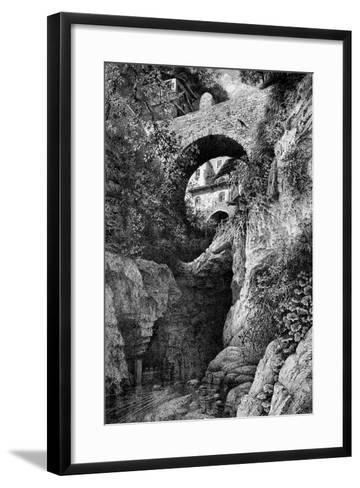 At St Gingolph, Savoie, 1900-Clifford Harrison-Framed Art Print