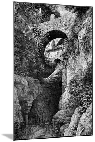 At St Gingolph, Savoie, 1900-Clifford Harrison-Mounted Giclee Print