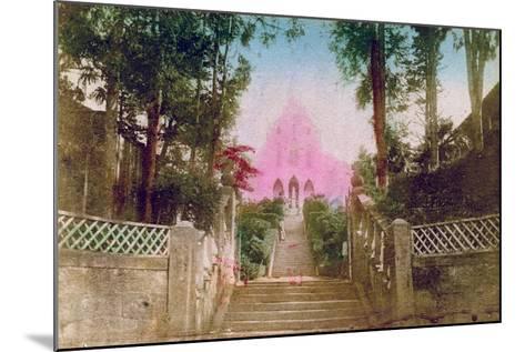 Japan--Mounted Giclee Print