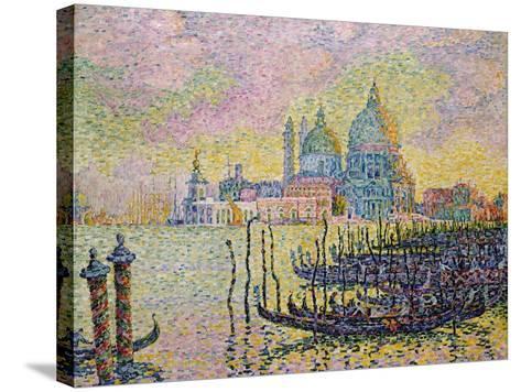 Grand Canal (Venic), 1905-Paul Signac-Stretched Canvas Print