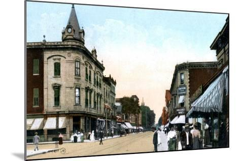 St Catherine Street, Montreal, Canada, C1900s--Mounted Giclee Print