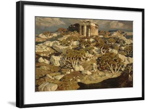 The Ancient Crimea, 1903-Konstantin Fyodorovich Bogayevsky-Framed Art Print