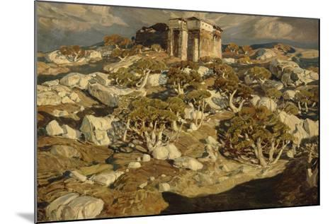 The Ancient Crimea, 1903-Konstantin Fyodorovich Bogayevsky-Mounted Giclee Print