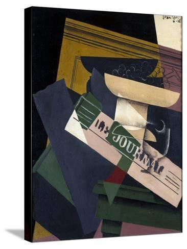 Grapes, 1916-Juan Gris-Stretched Canvas Print