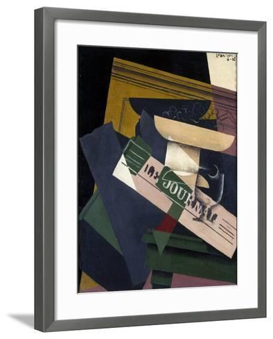 Grapes, 1916-Juan Gris-Framed Art Print