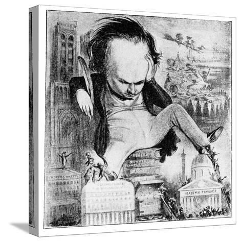 Victor Hugo, 1923-Benjamin-Stretched Canvas Print