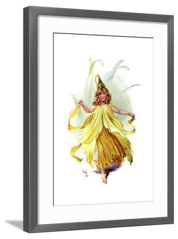 The Daffodil, 1899-C Wilhelm-Framed Art Print